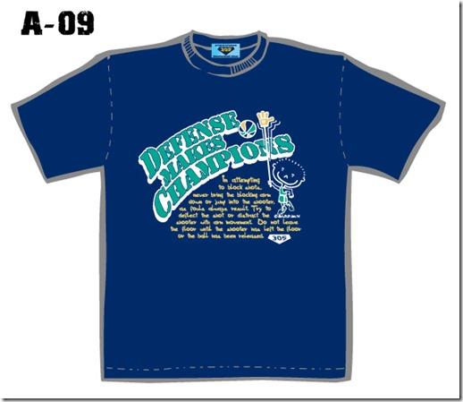 A-09紺Tシャツカンプサイト用