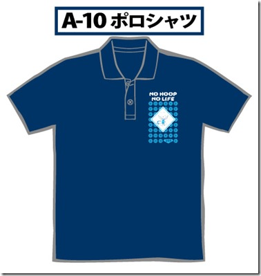 A-10ポロシャツカンプ紺